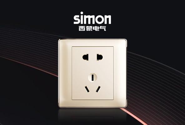 西蒙电器-品牌网站建设