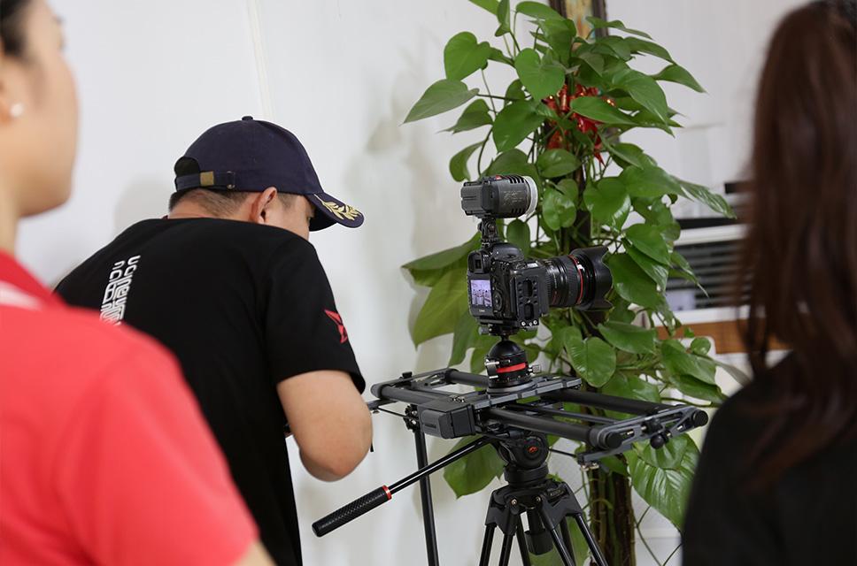 XX机械现场拍摄花絮